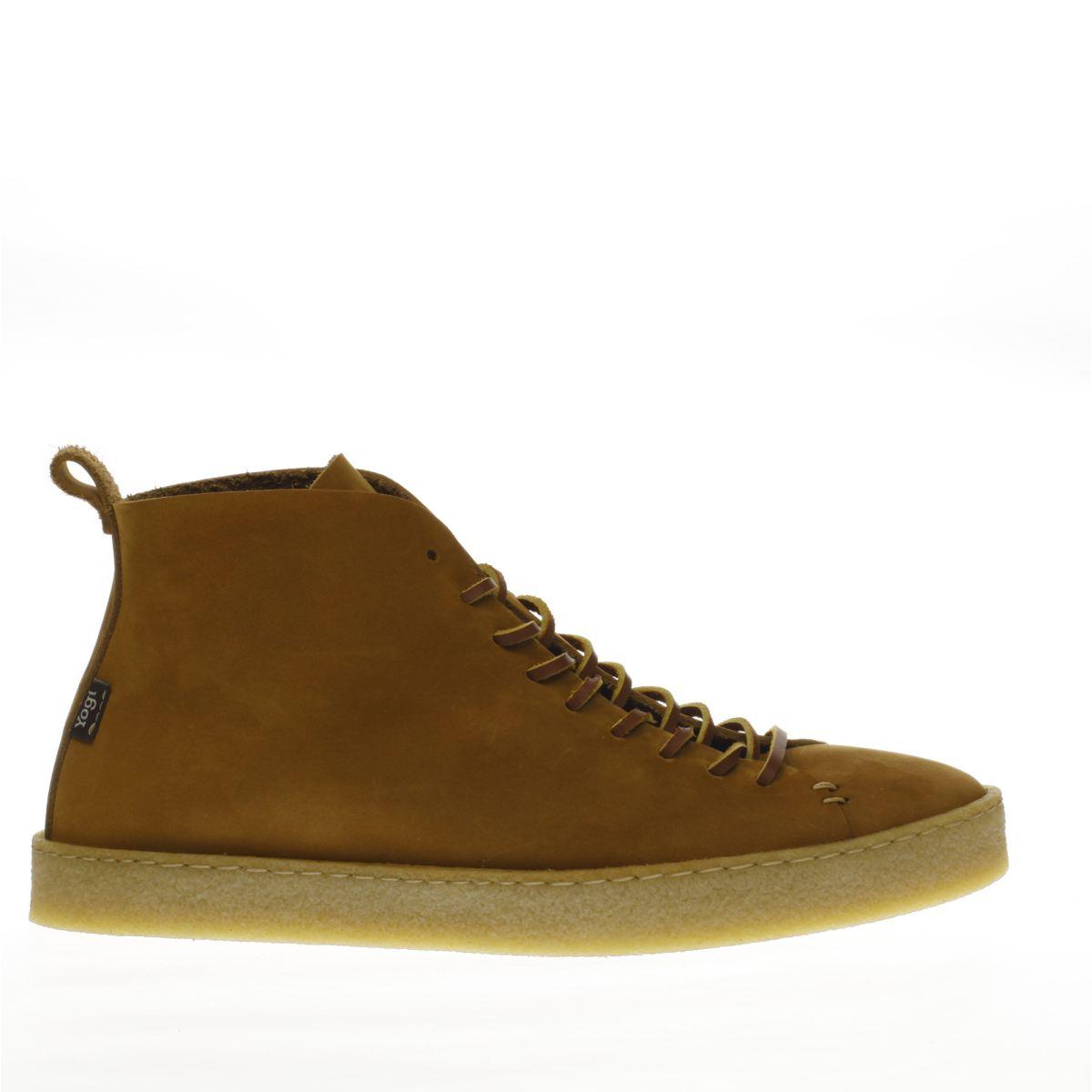 Yogi Tan Winstone Mens Boots