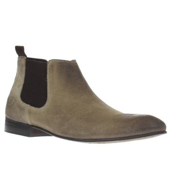 Base London Stone Entrepreneur Chelsea Mens Boots