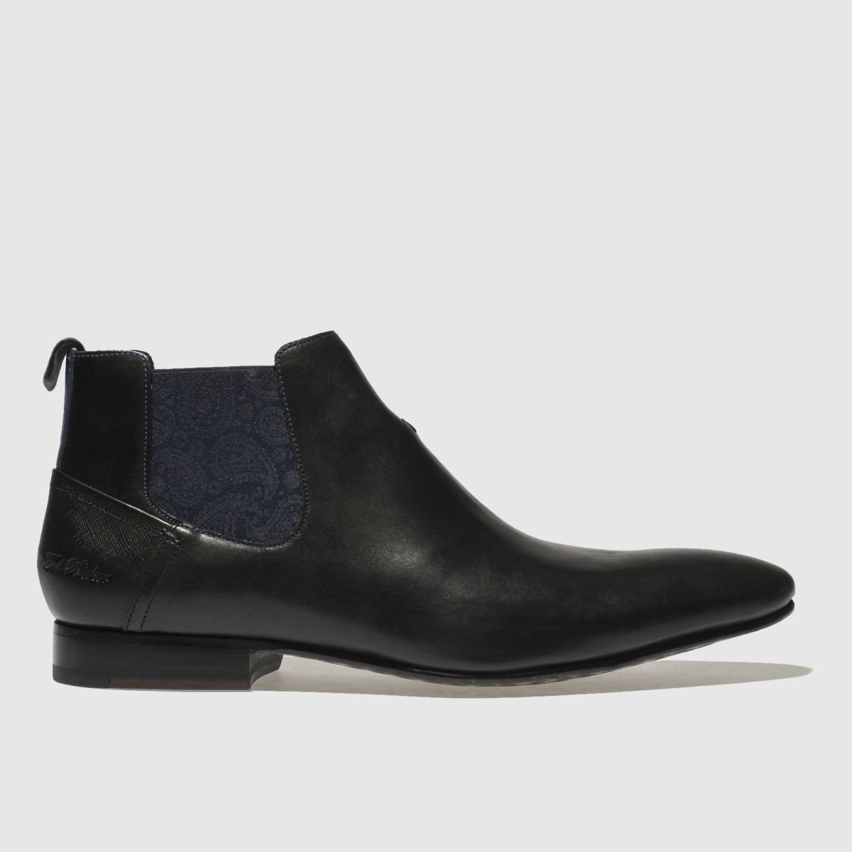 Ted Baker Black Lowpez Boots