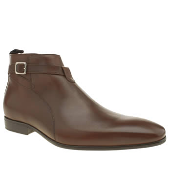 Red Or Dead Tan Rod Mr Gibb Jodhpur Boots