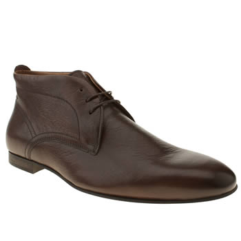 mens red or dead dark brown mr hoffman derby boots