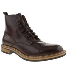 red or dead mr renton cap boot 1