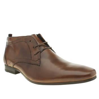 Mens Red Or Dead Dark Brown Mr Oldman Chukka Boots