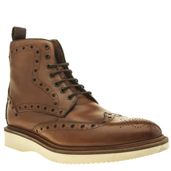 Oliver Sweeney Brown Walberswick 6 Inch Boots