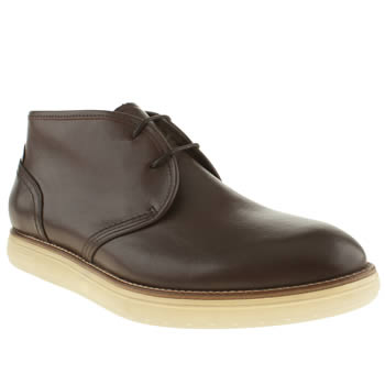 H By Hudson Brown Higgs Chukka Boots