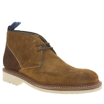Oliver Sweeney Tan Palmer Boots