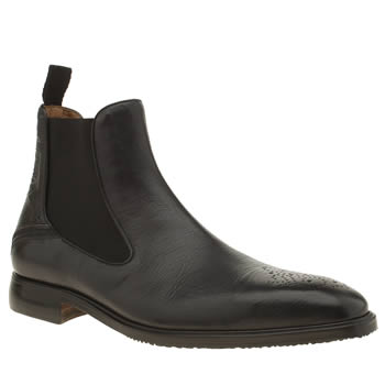 Oliver Sweeney Navy Rocca Boots