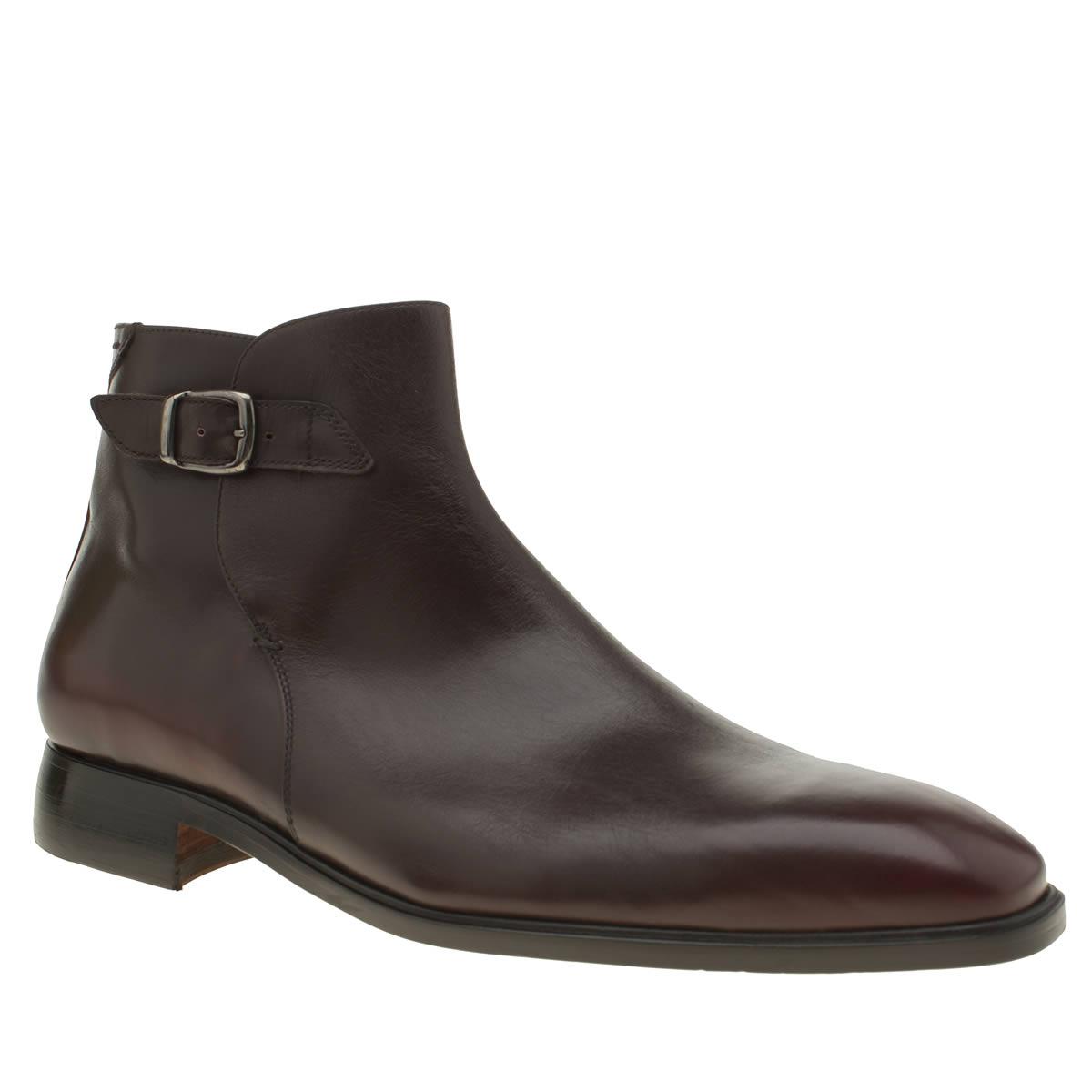 Oliver Sweeney Oliver Sweeney Burgundy Dicenta Boots