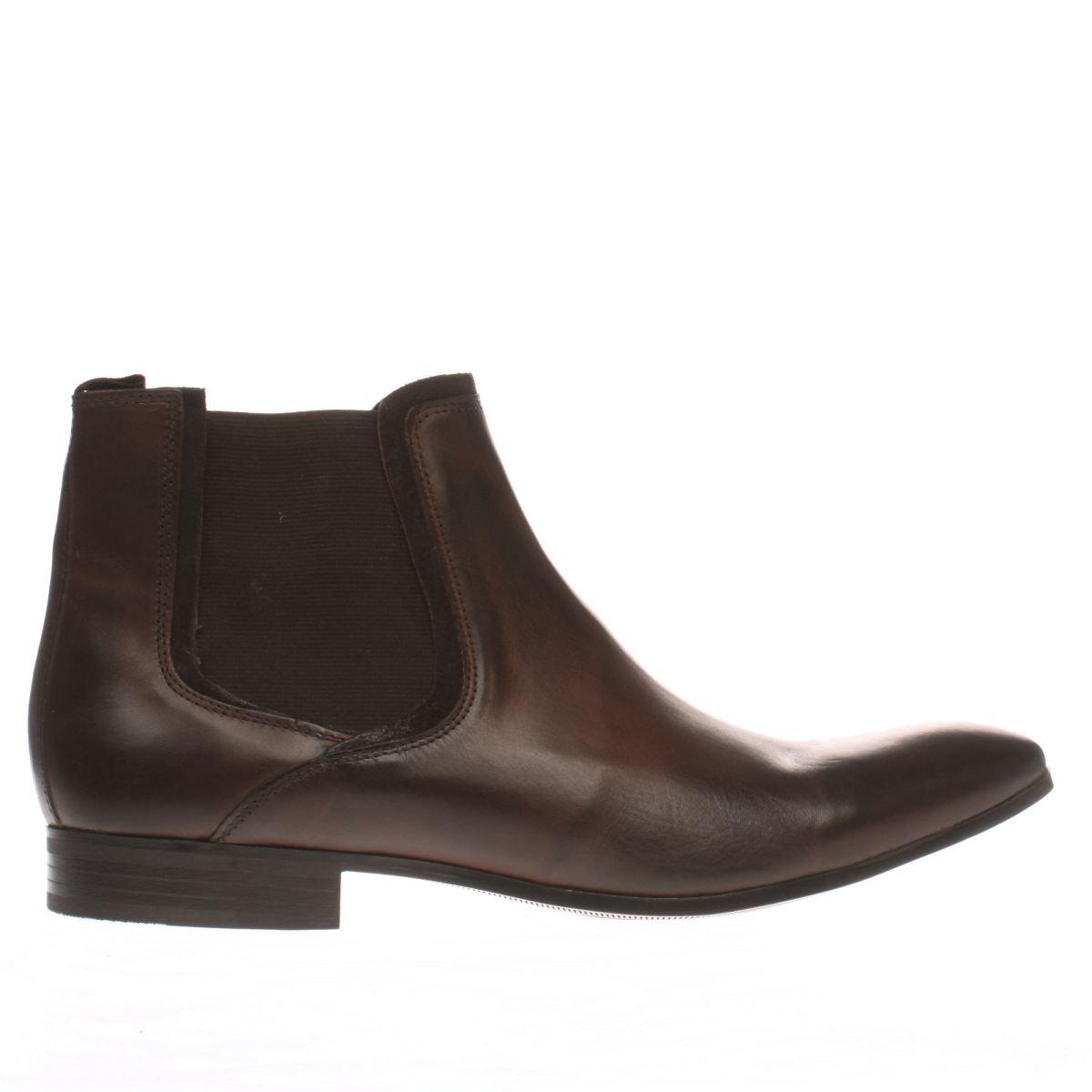 Ikon Ikon Brown Gipson Chelsea Boots