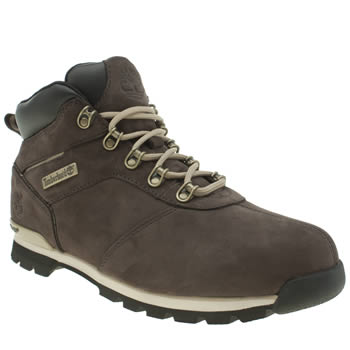 Timberland Brown Splitrock Hiker 2 Boots