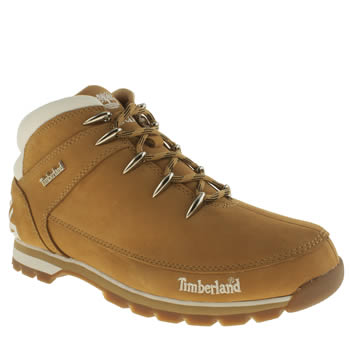 Timberland Natural Eurosprint Tree Hiker Boots