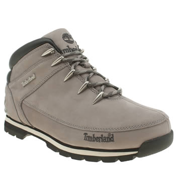 Timberland Grey Eurosprint Tree Hiker Boots