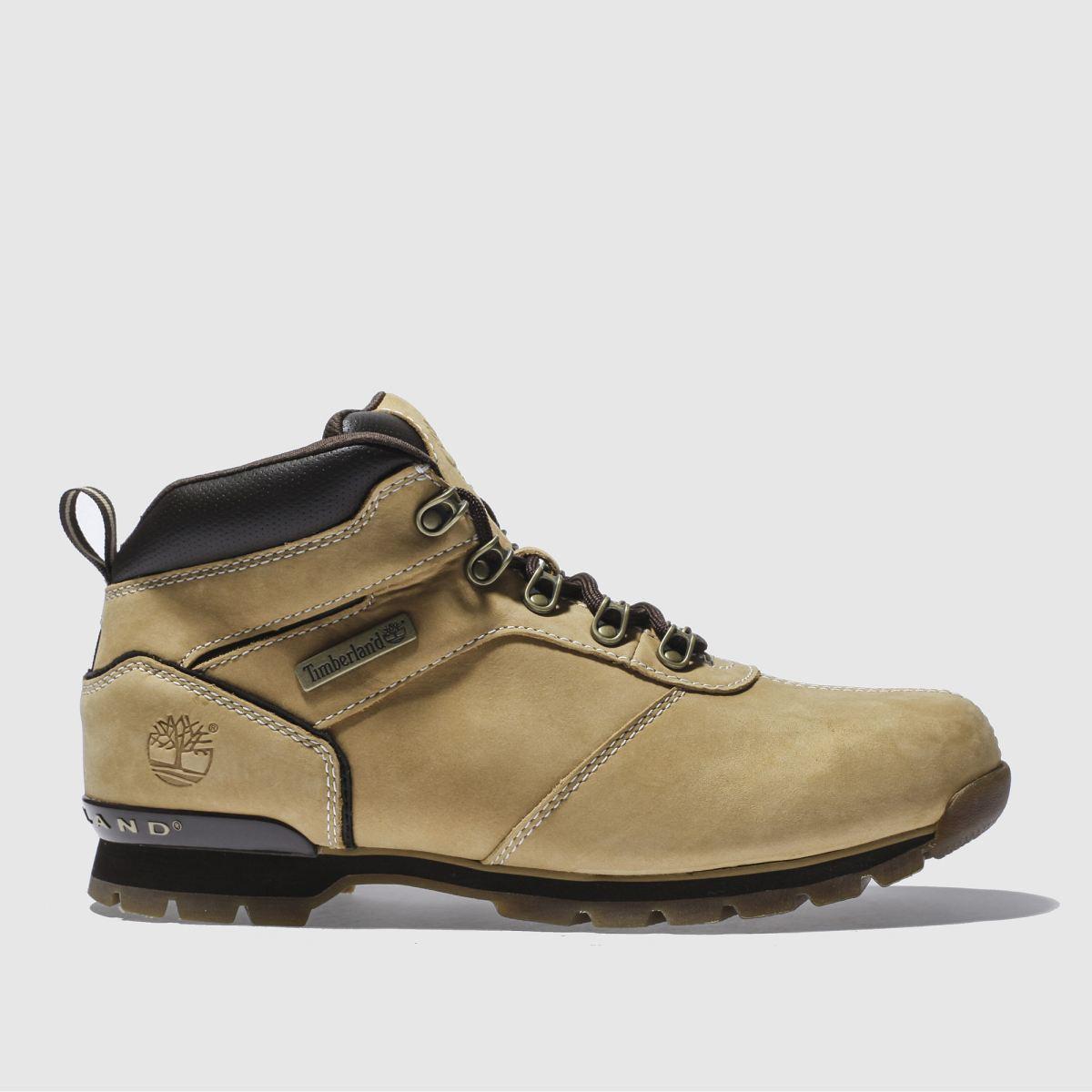timberland tan splitrock 2 boots
