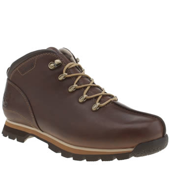 Timberland Brown Splitrock Og Boots