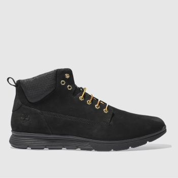 Timberland Black Killington Chukka Boots