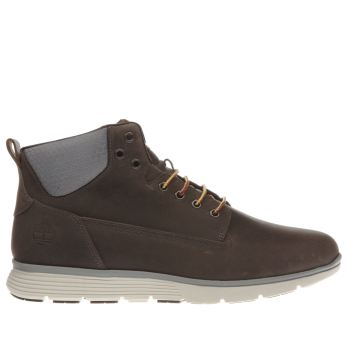 Timberland Grey Killington Chukka Mens Boots