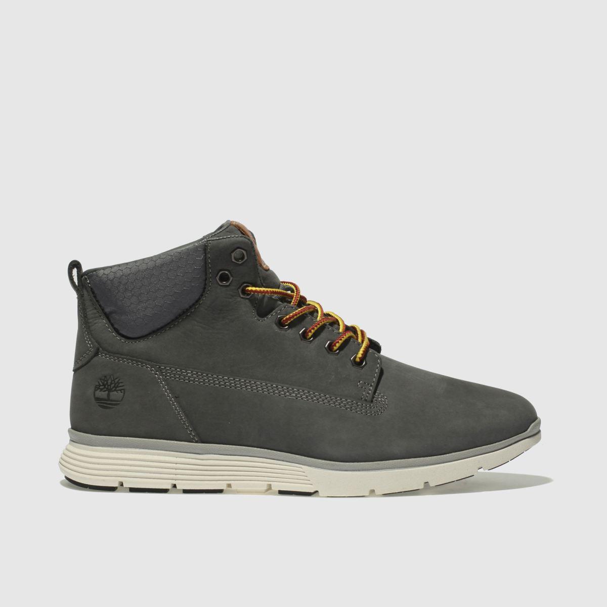 Timberland Dark Grey Killington Chukka Boots