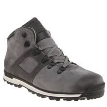 Timberland Grey Scramble Mid Waterproof Mens Boots