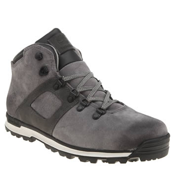 Timberland Grey Scramble Mid Waterproof Boots