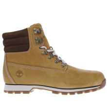 Timberland Tan Hutchington Hiker Mens Boots