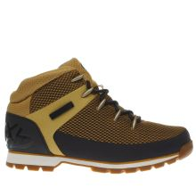 Timberland Natural Eurosprint Mens Boots