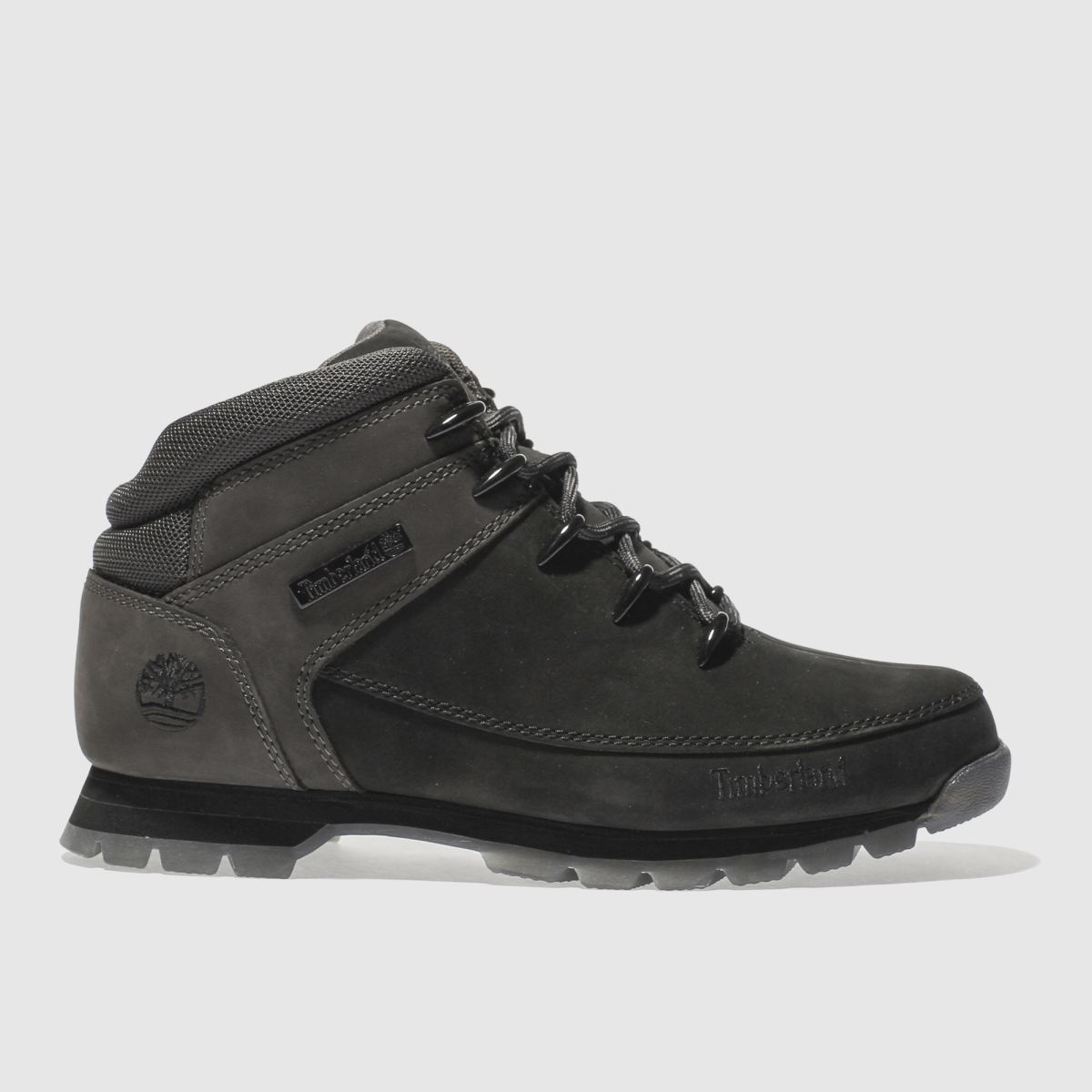 Timberland Black Euro Sprint Hiker Boots