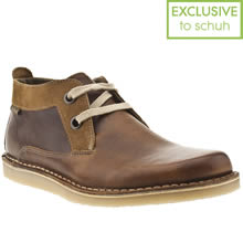 Tan Red Or Dead Mr Briggs Boot Ii