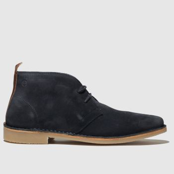 Red Or Dead Navy Mr Lawrence Desert Boots