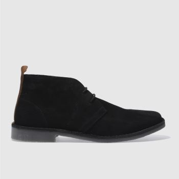 Red Or Dead Black Mr Lawrence Desert Boots