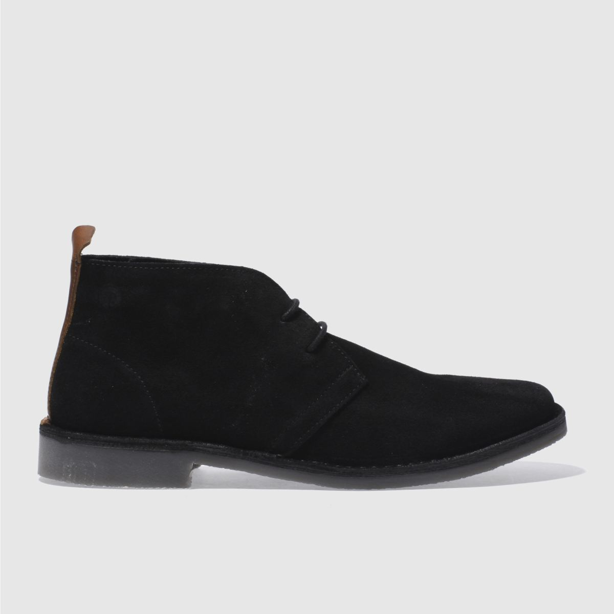 Red Or Dead Black Mr Lawrence Desert Boots