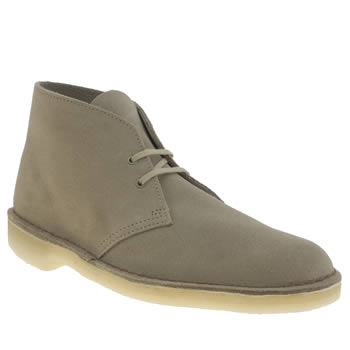 Mens Clarks Originals Stone Desert Boot Boots