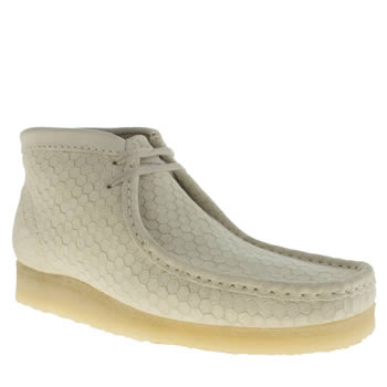 Clarks Originals Natural Wallabee Boot Mens Boots