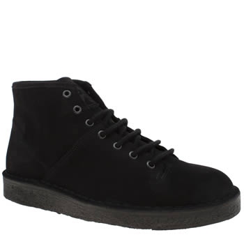 Paul Smith Shoe Ps Black Errol Mens Boots