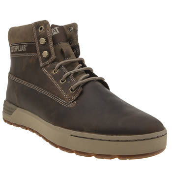 Cat-Footwear Brown Ryker Boots