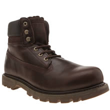 Cat-Footwear Brown Colorado Mens Boots