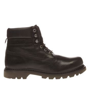 Cat-Footwear Black Colorado Boots
