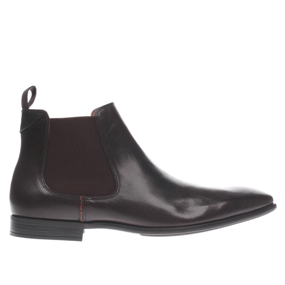 paul smith shoe ps Paul Smith Shoe Ps Dark Brown Falconer Boots