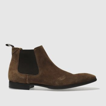 Paul Smith Shoe Ps Tan Falconer Mens Boots