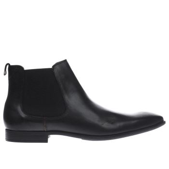 Paul Smith Shoe Ps Black Falconer Mens Boots