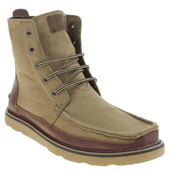 Toms Khaki  Searcher Boots