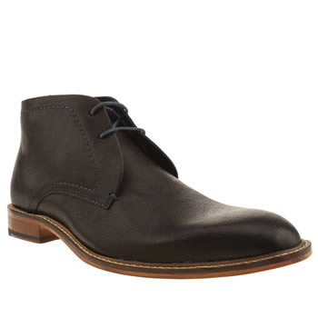 Mens Ted Baker Black Torsdi 2 Boots