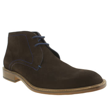 Ted Baker Dark Brown Torsdi 3 Boots