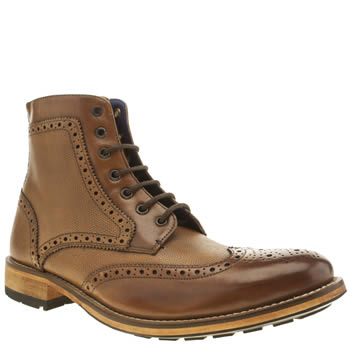 Ted Baker Tan Sealls 2 Boots