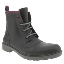 Ted Baker Black Espalo Mens Boots