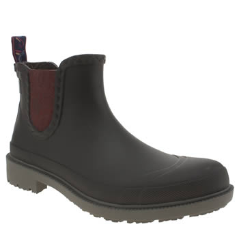 Ted Baker Black Ephai Mens Boots