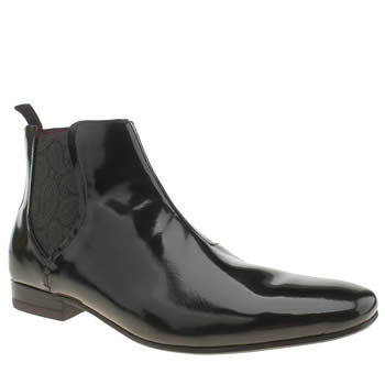 Ted Baker Black Lorrde Boots