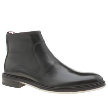 Ted Baker Black Rousse Mens Boots