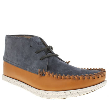 Ohw? Navy Louis Boots