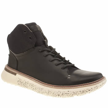 Ohw? Black Freddy Mens Boots