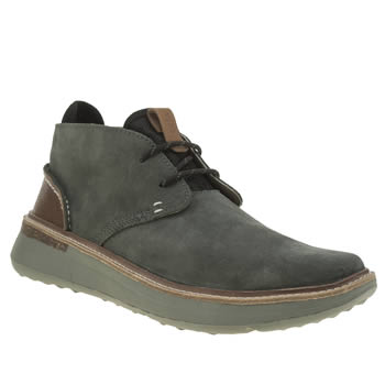 Ohw? Grey Grindal Mens Boots